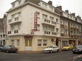 Hôtel Pacific, Calais