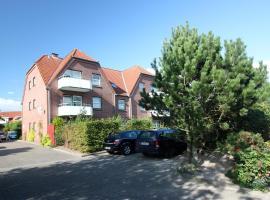 Apartmenthaus Holländerei, Büsum