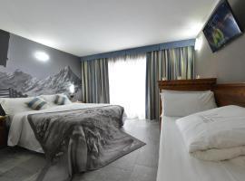 Mollino Rooms, Breuil-Cervinia