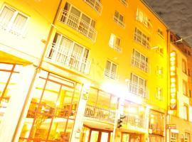 Hotel Santo, Карлсруе