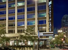 Hyatt Place Chicago River North 4 Star Hotel This Is A Preferred Property They Provide Excellent Service Great Value And Have Awesome Reviews From