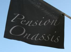 Pension Onassis, Alkmaar