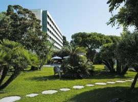 戴爾瑪爾度假及SPA大酒店, 博爾迪蓋拉