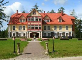 Cantervilla Castle, Pikajärve