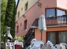 Lillafüred Kapuja Hotel, Miškolca