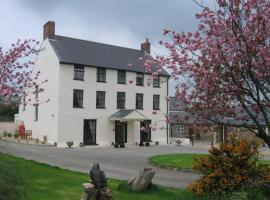East Hook Farmhouse, Haverfordwest