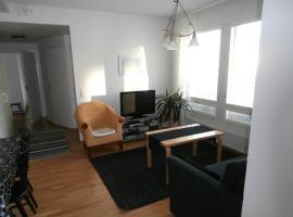 Huoneistohotelli Nallisuites, Oulu