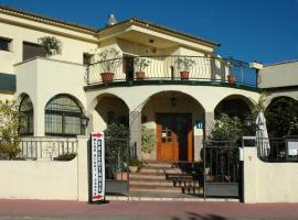 Hotel la Tenalla de la Plana, Creixell