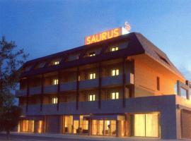 Saurus Hotel, Altamura