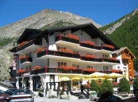 Hotel Mattmarkblick, Saas-Almagell