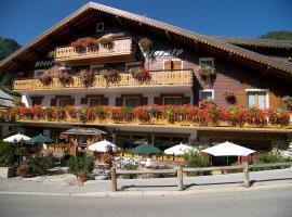 Hotel Floralp, La Clusaz