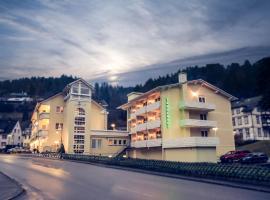 Hotel Restaurant Tannenhof, Lauterbach