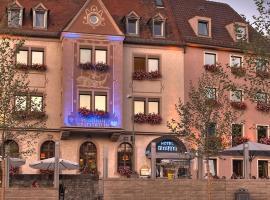 沃菲赫爾酒店, 維爾茨堡
