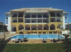 Apartamentos Turisticos Alagoa Praia, Altura