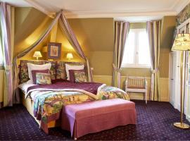 Hostellerie La Briqueterie, Vinay