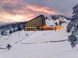Kaya Palazzo Ski & Mountain Resort, Kartalkaya