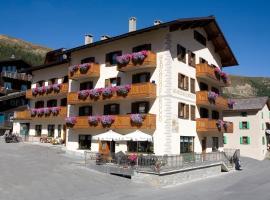 Hotel San Rocco, Livigno