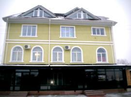Sharur Hotel, Charkov