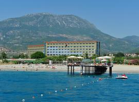 Dinler Hotels Alanya, Каргисак