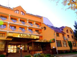 Olymp Hotel, Uzhhorod