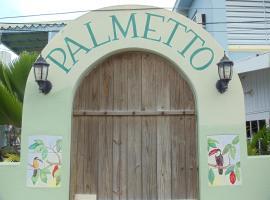Palmetto Guesthouse, Culebra