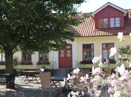 Blåsingsborgs Gårdshotell, Kivik
