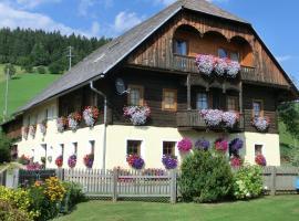 Kniebergerhof, Liebenfels