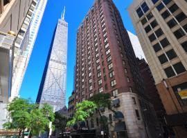 더 화이트홀 호텔, 시카고