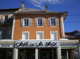 Appart Hotel de la Paix, Barcelonnette