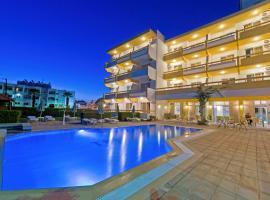Trianta Hotel Apartments, Ialyssos