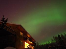Alaska Grizzly Lodge, Fairbanks
