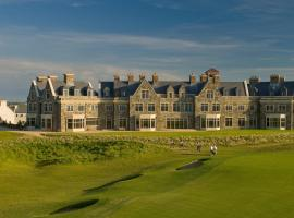 Trump International Golf Links & Hotel Doonbeg Ireland
