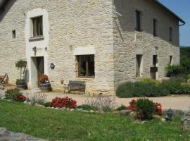 Auberge du Vernay, Charette