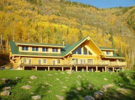 Williston Lake Resort, Hudson Hope
