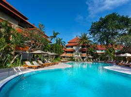 White Rose Kuta Resort, Villas & Spa, Легіан