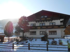 Pension Thorerhof, Haus