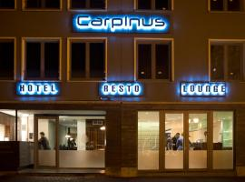Hotel Carpinus, Herent