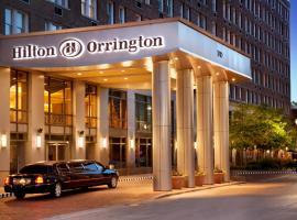 Hilton Orrington/Evanston, Evanston