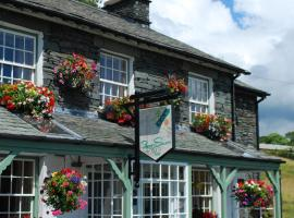 Three Shires Inn, Little Langdale