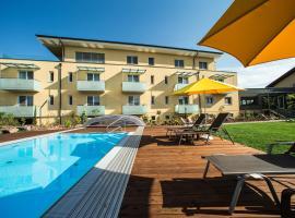 Hotel Garni Toscanina, Bad Radkersburg