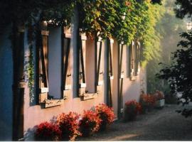 Hostellerie Sarrasine, Replonges
