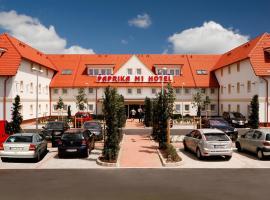 Paprika M1 Hotel, Hegyeshalom