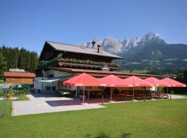 Landgasthof Hotel Zehenthof, Pfarrwerfen