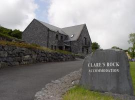Clare's Rock - Hostel, Self-catering and B&B, Carron