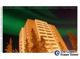 Coast Fraser Tower, Yellowknife