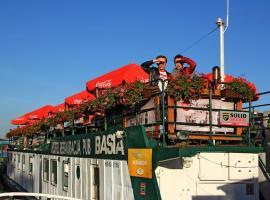 Barka Basia, Krakow