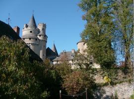 Hotel des Voyageurs, Restaurant le Kaolin, Coussac-Bonneval