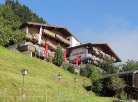 Gasthof Pension Berghof, Hippach