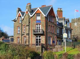 Castle Hill Guest House, Lynton