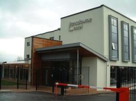 Lansdowne Hotel, Μπέλφαστ